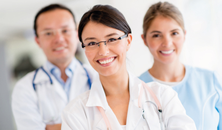 equipe-médicale-