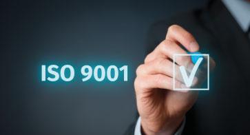 iso-9001 telino